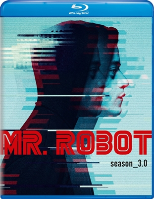 Mr. Robot: Season 3 Disc 1 Blu-ray (Rental)