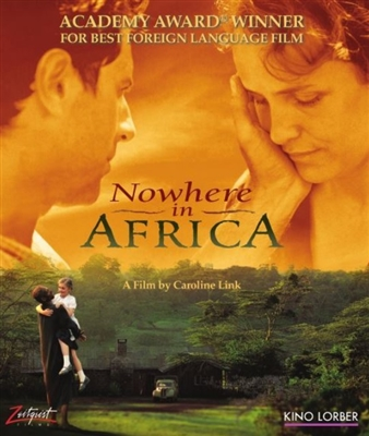 Nowhere in Africa 01/18 Blu-ray (Rental)
