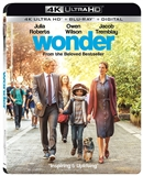Wonder 01/18 4K UHD Blu-ray (Rental)