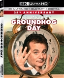 Groundhog Day 4K UHD Blu-ray (Rental)