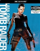 Lara Croft Tomb Raider 4K UHD Blu-ray (Rental)