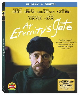 At Eternity's Gate 01/19 Blu-ray (Rental)