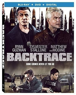 Backtrace 01/19 Blu-ray (Rental)