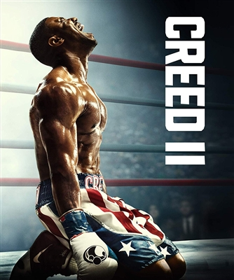 Creed II 01/19 Blu-ray (Rental)