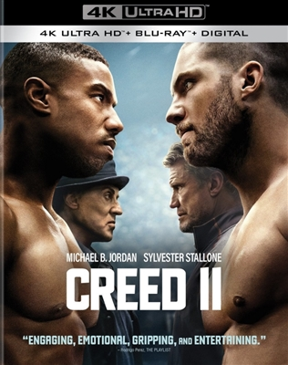 Creed II 4K UHD 01/19 Blu-ray (Rental)