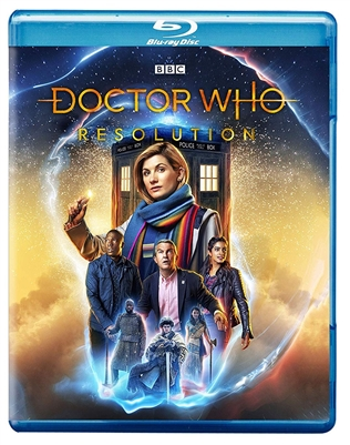 Doctor Who: Resolution 01/19 Blu-ray (Rental)