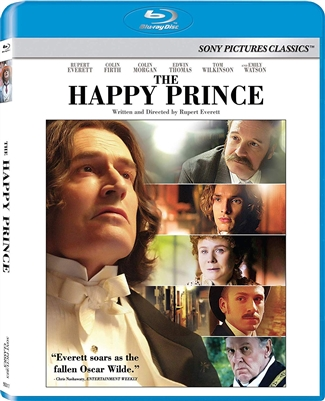 Happy Prince 01/19 Blu-ray (Rental)