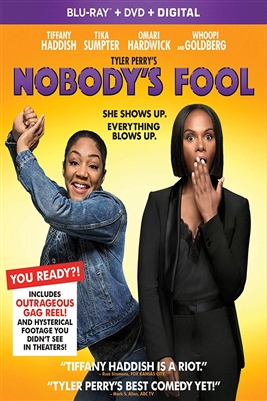 Nobody's Fool 2018 01/19 Blu-ray (Rental)