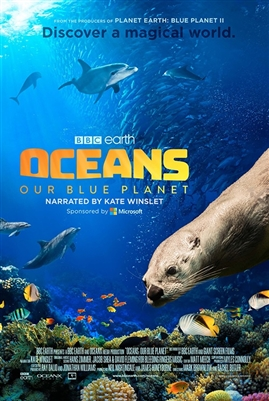 Oceans: Our Blue Planet 01/19 Blu-ray (Rental)