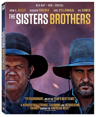 Sisters Brothers 01/19 Blu-ray (Rental)