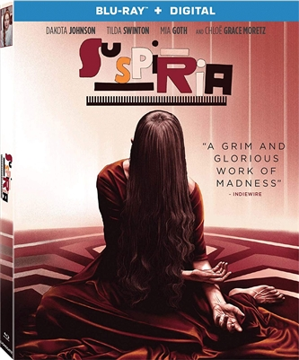 Suspiria 2018 01/19 Blu-ray (Rental)
