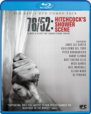 78/52: Hitchcock's Shower Scene 02/18 Blu-ray (Rental)