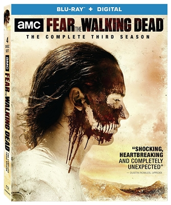 Fear The Walking Dead Season 3 Disc 1 Blu-ray (Rental)