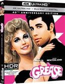 (Pre-order - ships 04/24/18) Grease 4K UHD 02/18 Blu-ray (Rental)