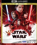 Star Wars - The Last Jedi 4K UHD Blu-ray (Rental)