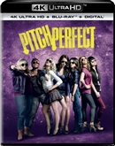 Pitch Perfect 4K UHD Blu-ray (Rental)