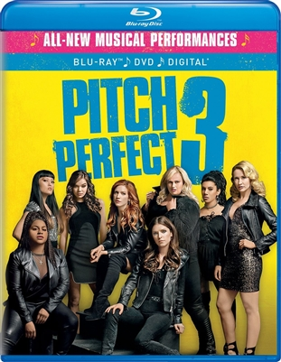 Pitch Perfect 3 02/18 Blu-ray (Rental)