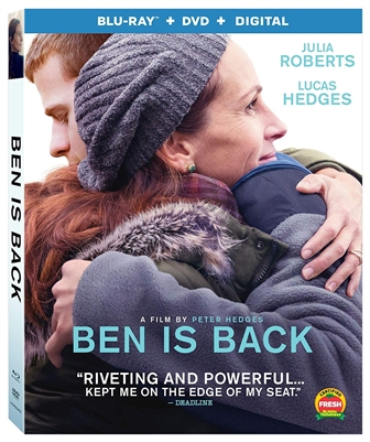 Ben Is Back 02/19 Blu-ray (Rental)
