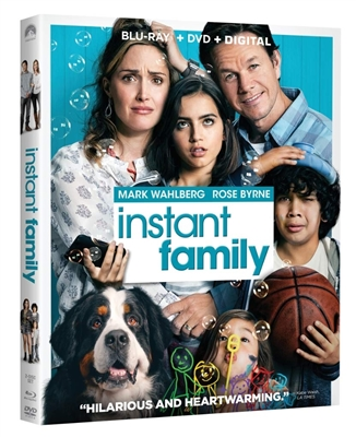 (Releases 2019/03/05) Instant Family 02/19 Blu-ray (Rental)
