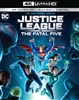 (Releases 2019/04/16) Justice League vs The Fatal Five 4K UHD Blu-ray (Rental)