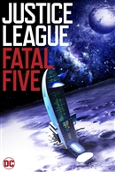 Justice League vs The Fatal Five 02/19 Blu-ray (Rental)