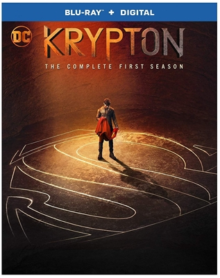 Krypton Season 1 Disc 1 Blu-ray (Rental)