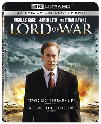 Lord Of War 4K UHD 02/19 Blu-ray (Rental)