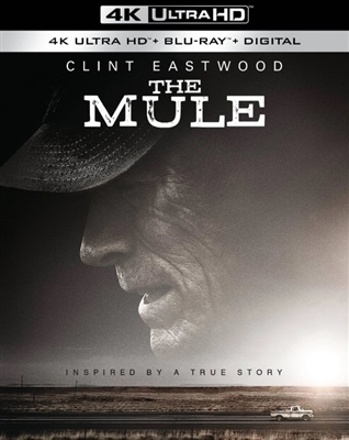Mule, The 4K UHD 02/19 Blu-ray (Rental)