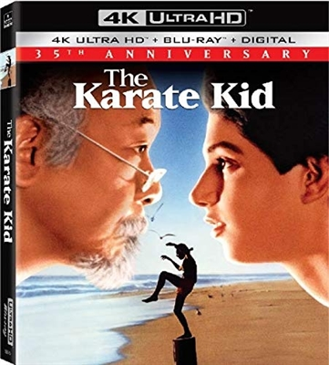 Karate Kid 4K UHD 02/19 Blu-ray (Rental)