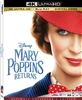 (Releases 2019/03/19) Mary Poppins Returns 4K UHD 02/19 Blu-ray (Rental)