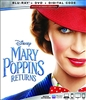 (Releases 2019/03/19) Mary Poppins Returns 02/19 Blu-ray (Rental)