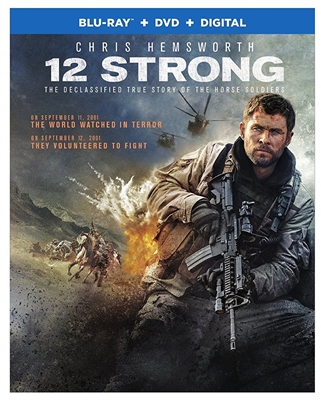 12 Strong 03/18 Blu-ray (Rental)