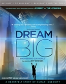IMAX: Dream Big: Engineering Our World 3D Blu-ray (Rental)