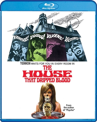 House That Dripped Blood 03/18 Blu-ray (Rental)