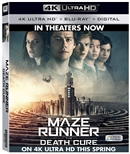 (Pre-order - ships 04/24/18) Maze Runner: The Death Cure 4K UHD Blu-ray (Rental)