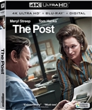 Post, The 4K UHD Blu-ray (Rental)