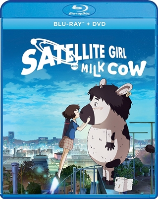 Satellite Girl And Milk Cow 03/18 Blu-ray (Rental)