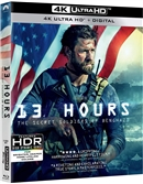 (Releases 2019/06/11) 13 Hours: The Secret Soldiers of Benghazi 4K UHD Blu-ray (Rental)