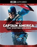 (Pre-order - ships 04/23/19) Captain America: The Winter Soldier 4K UHD Blu-ray (Rental)