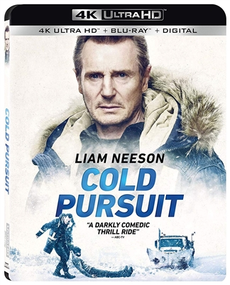 Cold Pursuit 4K UHD 03/19 Blu-ray (Rental)