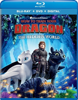 How to Train Your Dragon: The Hidden World 03/19 Blu-ray (Rental)