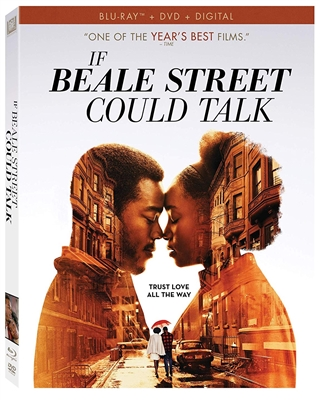 If Beale Street Could Talk 03/19 Blu-ray (Rental)