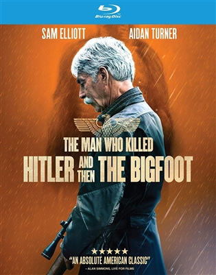 Man Who Killed Hitler and then The Bigfoot 03/19 Blu-ray (Rental)