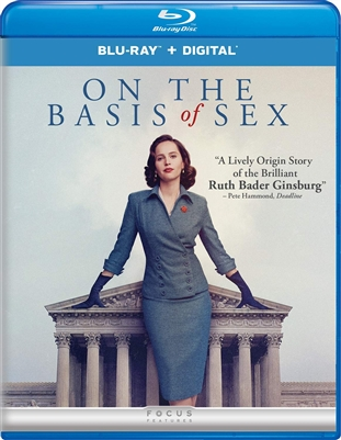 On the Basis of Sex 03/19 Blu-ray (Rental)