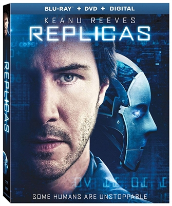 Replicas 03/19 Blu-ray (Rental)