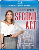 (Pre-order - ships 03/26/19) Second Act 03/19 Blu-ray (Rental)