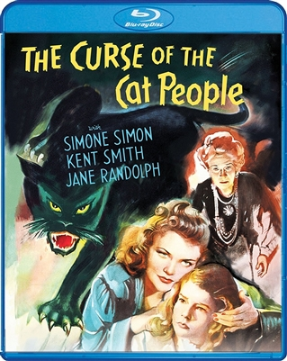 Curse Of The Cat People 04/18 Blu-ray (Rental)