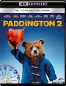 (Pre-order - ships 04/24/18) Paddington 2 4K UHD Blu-ray (Rental)