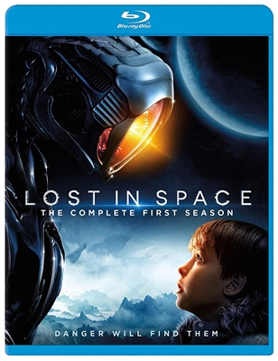 Lost In Space Season 1 Disc 3 Blu-ray (Rental)