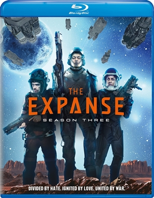 Expanse: Season 3 Disc 1 Blu-ray (Rental)